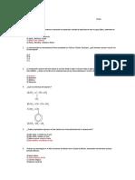 Examen V Bloque Ciencias III