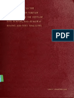 Sarat Chandra Das Grammar of the Tibetan Language