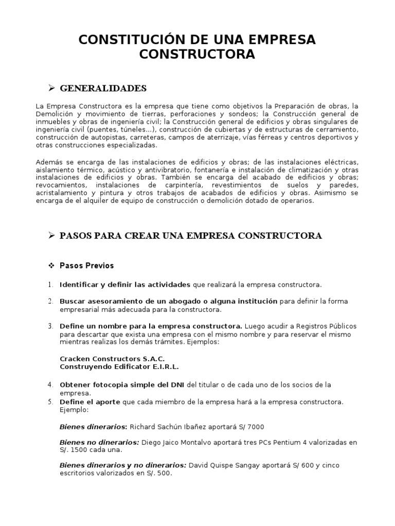 Constitucion constructora - Empresas de construccion valencia ...