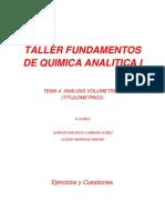 Taller Analisis Volumetrico