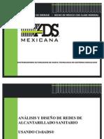 Analisis y Diseño de Redes de Alcantarillado Sanitario Usando Civil ADS