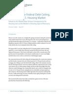 Debt Limit Housing