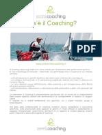 Cos'è il Coaching?
