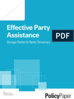 Effective Party Assistance