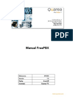 Manual FreePBX Asterisk Espa