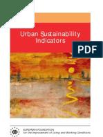 Urban Sustainabilty Indicators