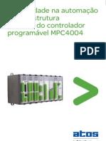 Atos Clp Mpc4004