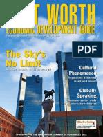 Fort Worth Economic Development Guide 2011