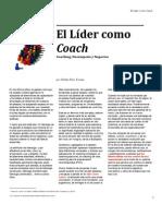 El Líder como Coach