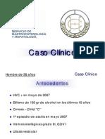 26 - Litiasis biliar en cirrosis