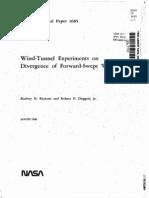 Divergence of FSW