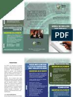 OFERTAS DE EDUCACIÓN PARA JÓVENES Y ADULTOS