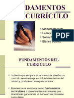Fundamentos Del Curriculo3638