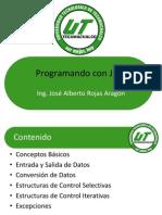 Desarrollo de Aplicaciones I - Program an Do Con Java