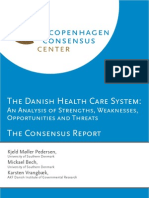 Consensus Report Danish Health Final Report