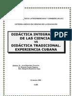 Didactica Integradora de Las Ciencias