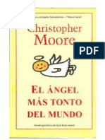 Christopher Moore - El Angel Mas Tonto Del Mundo