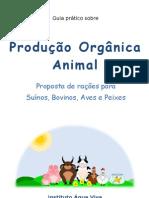 CARTILHA Rações Orgânicas DIGITAL Instituto Água Viva