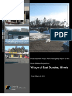 Route 68 West TIF Plan and Eligibility Report Mar9'11