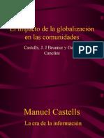 Comunidad y globalización