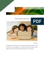 Educación primaria y aulas virtuales pdf