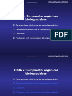 Tema 2 Comp Org Biodegradables