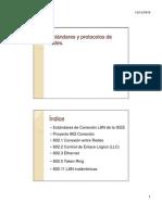 Estandares y protocolos