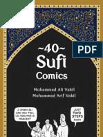 40 Sufi Comics