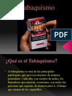 diapositivas Tabaquismo