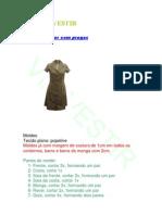 FREE004 – Chemisier com Pregas