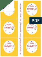 Dynamite Printable