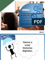 Narrativa digital una alternativa para las destrezas del siglo XXI