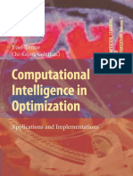 Computational intelligence in Optimization