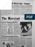 The Merciad, Oct. 19, 1979