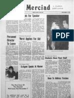 The Merciad, Nov. 9, 1979