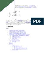 Ecuaţia undelor electromagnetice este un al doilea de ordinul ecuaţia cu derivate partiale care descrie propagarea undelor electromagnetice printr