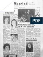 The Merciad, April 25, 1980