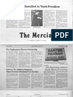The Merciad, Sept. 26, 1980