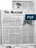 The Merciad, Oct. 3, 1980