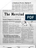 The Merciad, Oct. 31, 1980