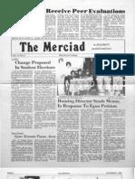 The Merciad, Nov. 7, 1980