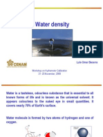 02 Water Density and Its Uncertainty_Luis O Becerra