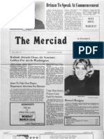 The Merciad, March 6, 1981