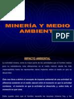Minera y Medio Ambiente