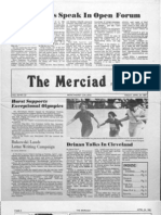 The Merciad, April 24, 1981