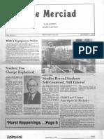 The Merciad, Sept. 11, 1981