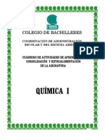 Cuaderno de Actividades Quimica 1