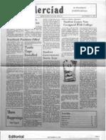 The Merciad, Sept. 18, 1981
