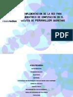 IMPLEMENTACION DE LA RED PARA LABORATORIO DE COMPUTACIÓN EN EL CECyTEQ DE PEÑAMILLER QUERETARO (2)