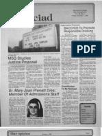 The Merciad, Oct. 1, 1982